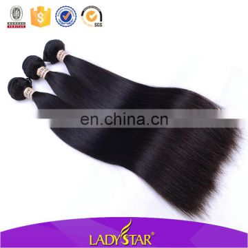 Aliexpress Indian Virgin Hair Natural straight 100% human remy hair/remy hair extension/remy hair weaving