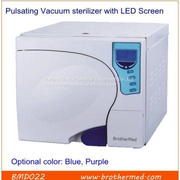 Dental Pulsating Vacuum sterilizer with LED Screen of Dental