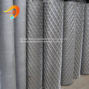 China factory hot sale expanded metal mesh diamond hole