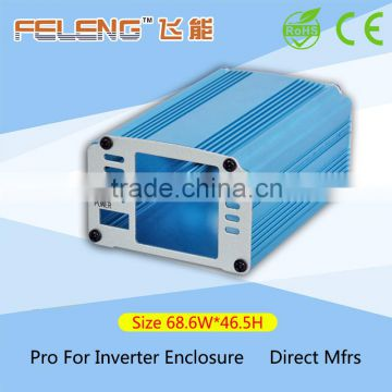 68.6W*46.5H Power inverter extrusion enclosure