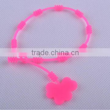 accessories fashion silicone bracelet
