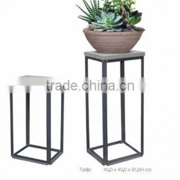 Outdoor Flower Garden Pots Table Furniture
