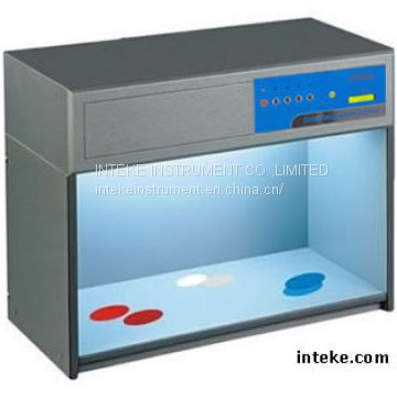 INTEKE Color Assessment Cabinet / Color Matching Light Box CAC(4)