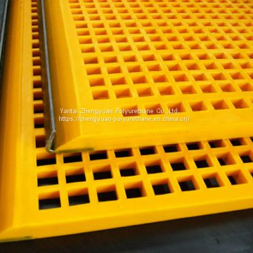 pu screens and sieves