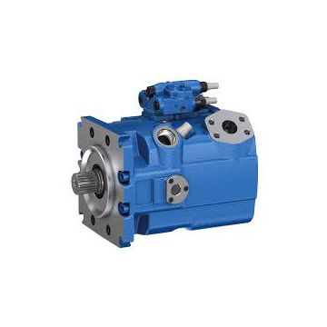 R910966023 Rexroth A10vso100 Hydraulic Vane Pump Rubber Machine Low Noise