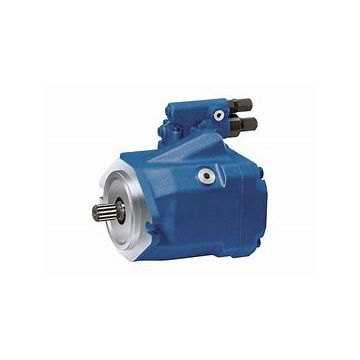 R902031469 Prospecting Rexroth A10vo45 High Pressure Hydraulic Piston Pump 28 Cc Displacement