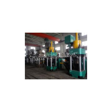 Y83-5000 hydraulic briquetting press
