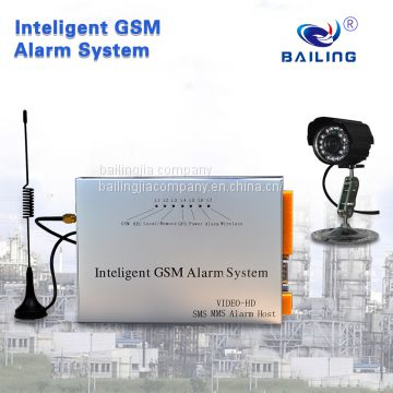 Industry usage alarm system gsm wireless alarm system