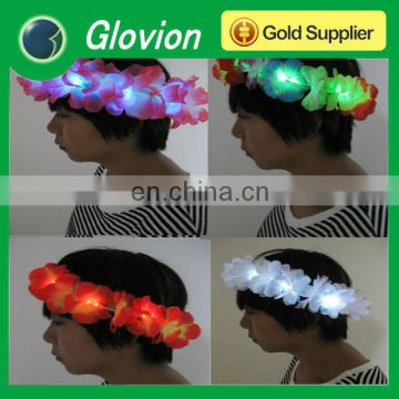 Indian flower garland glovion artificial decorative garland plastic flower garland