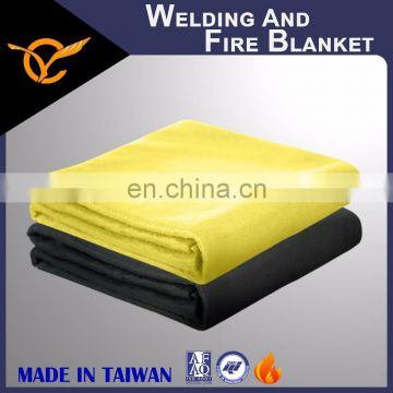 Fire Safety Oxidized Fiber Welding And Fire Blanket