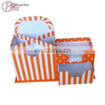 Multifunctional Paper Stationery Letter Box with High Quality