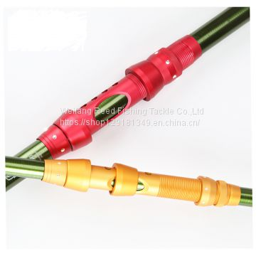 Telescopic sea fast action rod spinning fishing rod