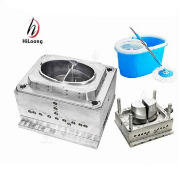 taizhou plastic products injection mould maker for bucket