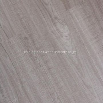 AC3 class31 HDF waterproof 4 way wax V groove laminate floor