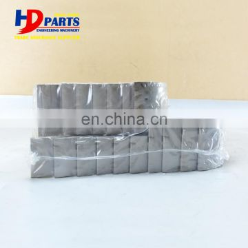 Diesel Engine Parts 4D120 4D130 Main and Con Rod Bearing 0.50