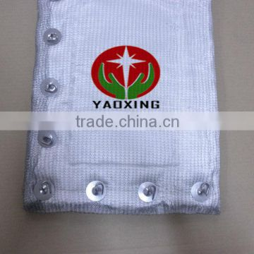 machine heat insulation cover ceramic fiber glass fiber