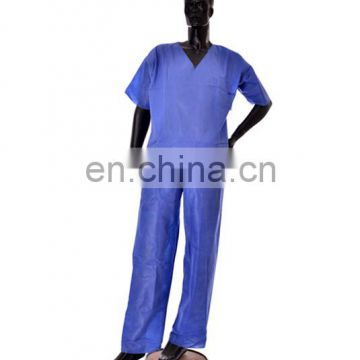 Doctor Scrub Suit Set Include Tunic and Pants
