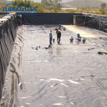 plastic fish ponds / pool liner in ponds