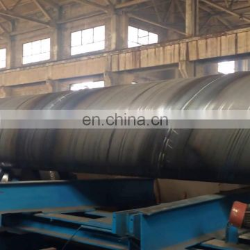 api 5l ssaw spiral welded 20 inch erw round tube pipe mill price list