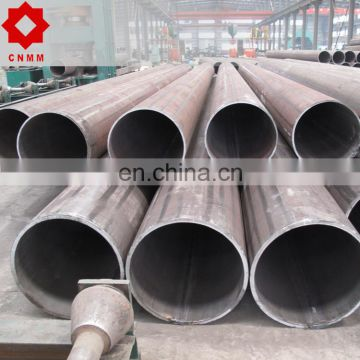 quality api 5l x60 carbon welded erw astm a53 black pipes steel pipe for penstock