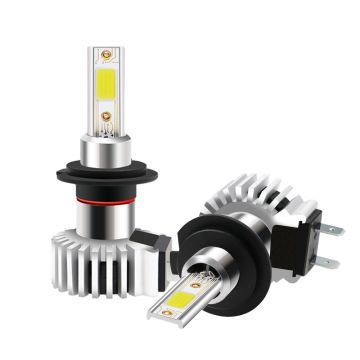 Factory Supply D9 LED Headlight 2019 Latest Flip COB Technology H7
