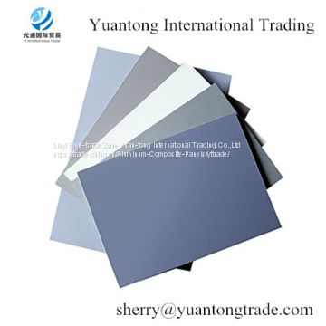 Anodized Aluminium Composite Panel ACP Wall Cladding