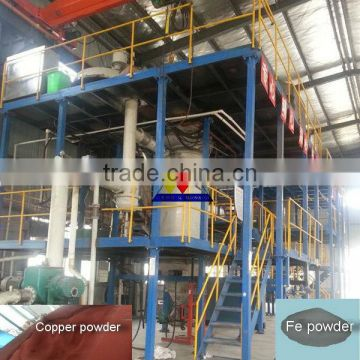 Water atomizing equipment