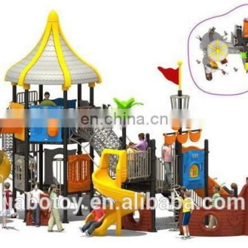 Outdoor playground equipment for sale outdoor pirate toy ship toy for kids