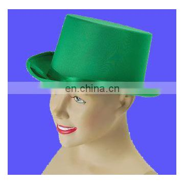 Funny Green Top Hat Show St Patricks Day Ladies Fancy Dress