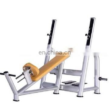 incline bench:W9825 one-station commercial strength equipment/ body building gym equipments