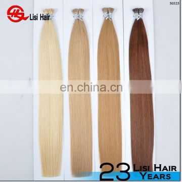 remy hair 100% high quality organic temple hair fertilizer i tip hair
