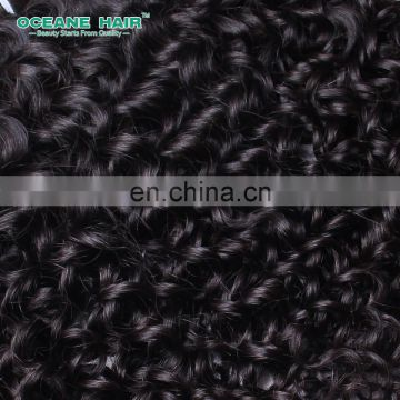 Peruvian human hair dubai overnight shipping afro kinky curly clip in hair extensions
