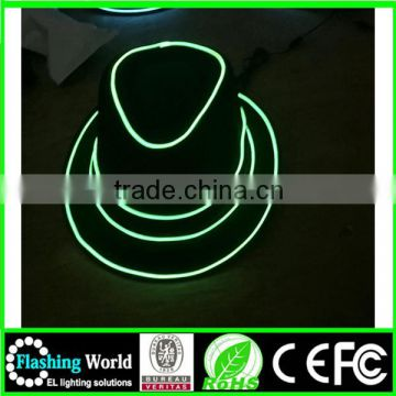 Best service durable modeling fashion led light snapback hats,Basketball Cap,Light up basketball cap