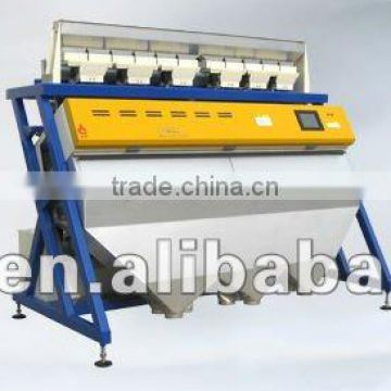 CCD rice color sorter machine