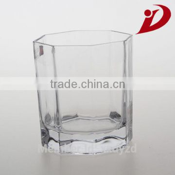 high quantity glass candle holder