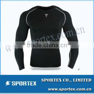 compression clothing / men's compression base layer / compression sportswear for men