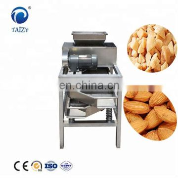 Peanut chopping machine peanut cutting machine Cashew Nut Peanut Cutting  machine