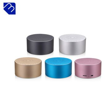 High-end Design Fashion Latest Sound Box 3.5mm Plug Small Powered Mini And Metal Memory Card Good Portable Speaker Euro Speakers