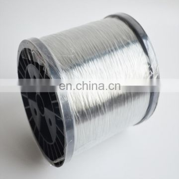 Factory 21 Gauge Hot Dip Electro Galvanized Iron Binding Wire Black Wire (Factory)