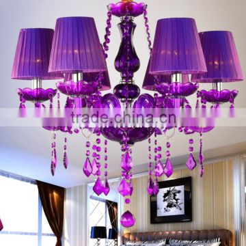 Traditional big modern chandelier