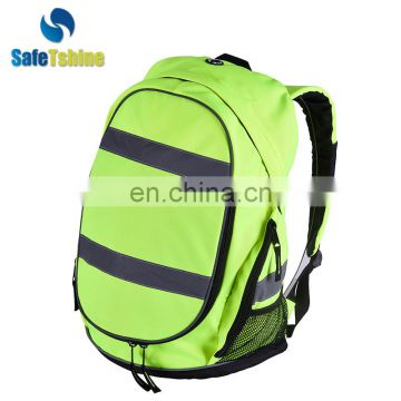 New design cheap good-looking safety reflective school backpack