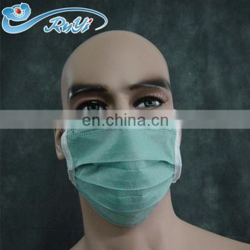 elastic mask/face mask 3 ply
