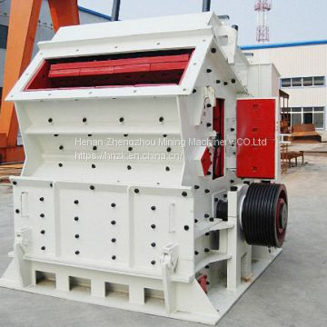 New condition high quality impact crusher with ISO CE certification/Impact Crusher Machine
