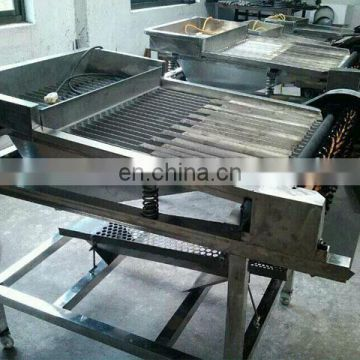 50kg Weight Scaling/Shelling Machine For Soybean/Green Soybean/Pea