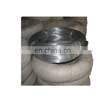 low carbon steel wire 16 gauge galvanized iron wire for mesh