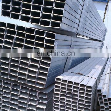 ms pipe Steel Hollow sections/ 38mm Square pipe / steel profile/ SHS