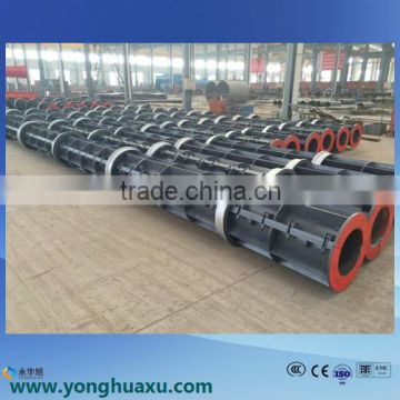 China supplier steel pipe making machine oil and gas equipments large diameter concrete pipe for sale