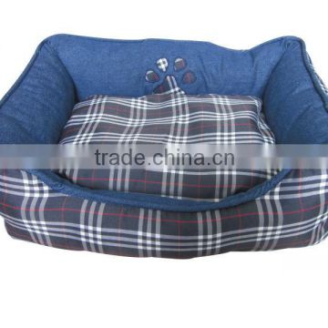 China supplier extra large dog bed luxury cheap bed pet accessory