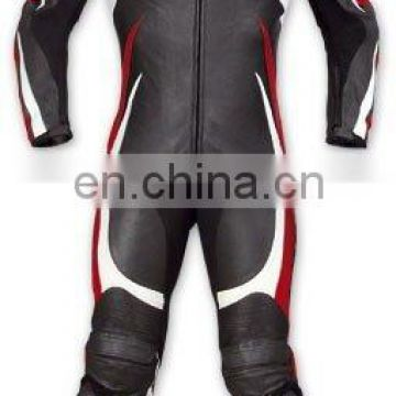 Leather Motorbike Racing Suit (L-S 028)