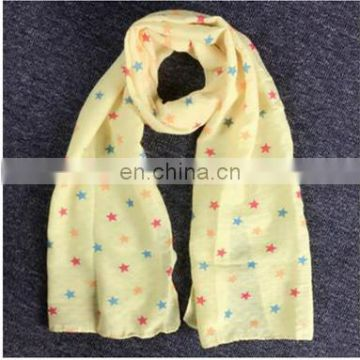 2018 New Boys and Girls Spring Baby Fashion Scarf all-match Super Soft Cotton Scarf Children